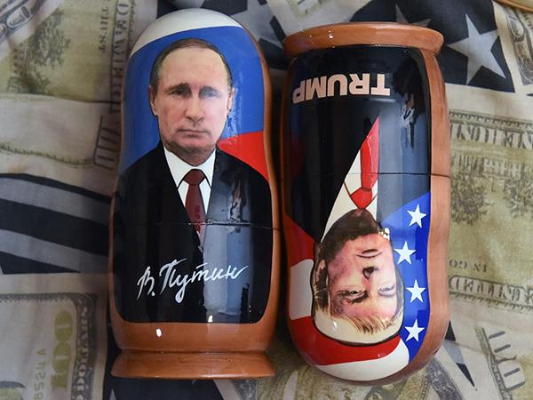 Путин и Трамп: Между нами не тает лёд