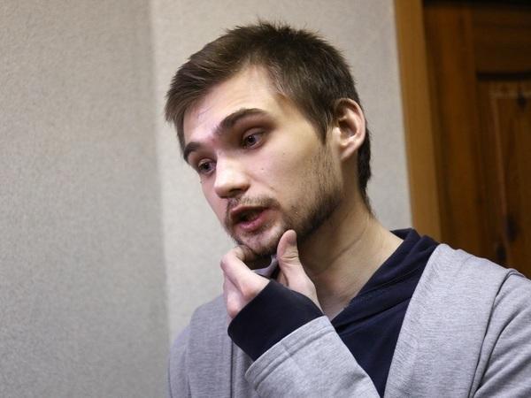 Блогер Руслан Соколовский надеется на освобождение математика Дмитрия Богатова