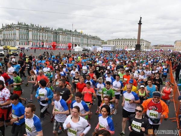 Тольяттинцы обогнали всех участников марафона «Белые ночи»