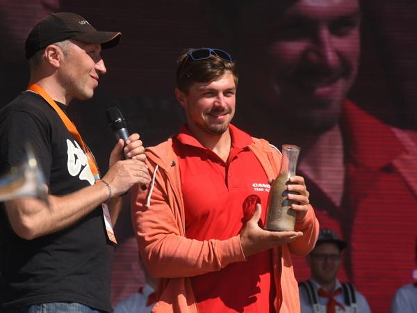 Алтайский спортсмен Крайтор выиграл Кубок России по SUP-серфингу