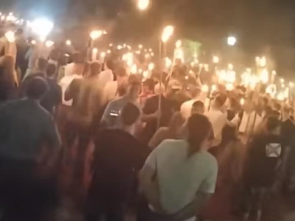 """Как Шарлоттсвилл стал городом """"белого бунта"""""""