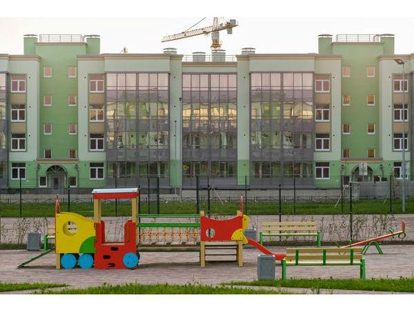 В «Новом Сертолово» проведут реконструкцию участка