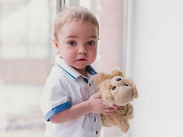 Помогите малышу избавиться от постоянной боли