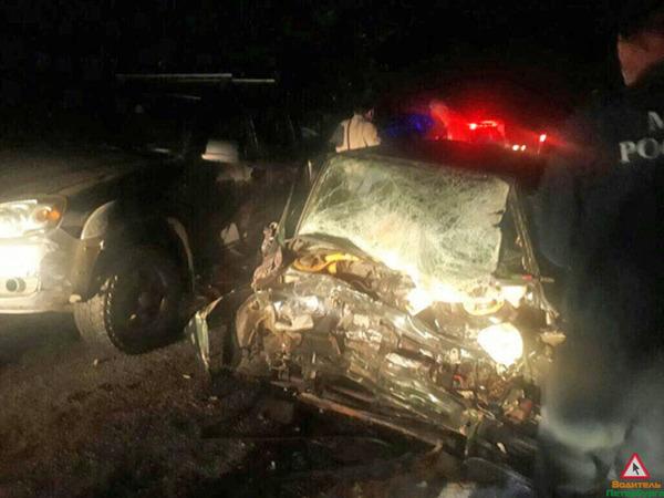 В дорожном «бильярде» под Ломоносовом погибли двое