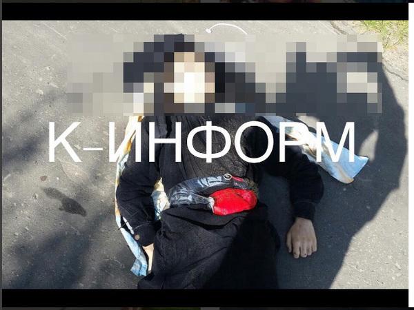 На поясе порезавшего прохожих в Сургуте мужчины было странное устройство