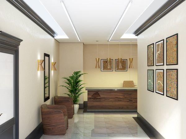 «Дом у Елагина острова» украсят абстрактным искусством