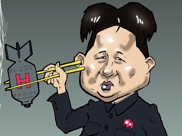 Если бахнет в Корее, то всем крышка