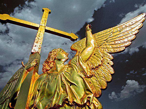 Конкурс «Найди ангела в Петербурге». Истории читателей