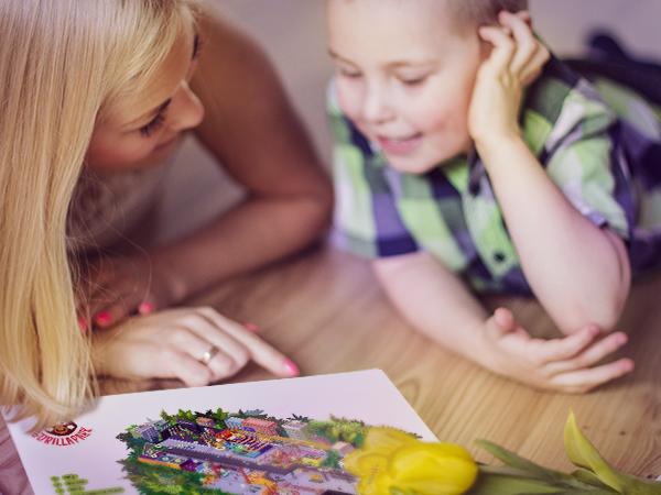 Конкурс «Семейная игра: Устрой ребенку праздник». Истории читателей