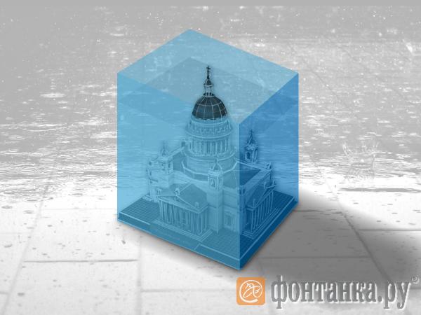 Как «Фонтанка» Петербург затопила