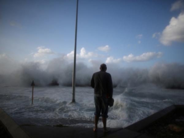 """Ураган """"Ирма"""" обрушился на Кубу"""
