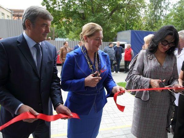 В ЖК «Самоцветы» открылось отделение врача общей практики