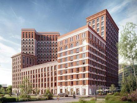 В Москве появился первый комплекс бизнес-класса с «зеленым» сертификатом