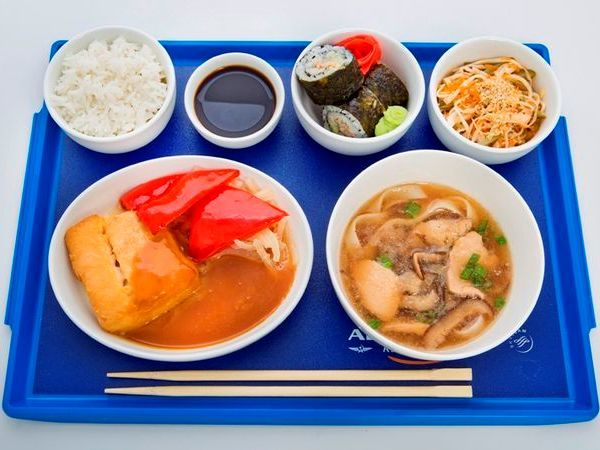 Аэрофлот провел конкурс шеф-поваров для создания меню бизнес-класса