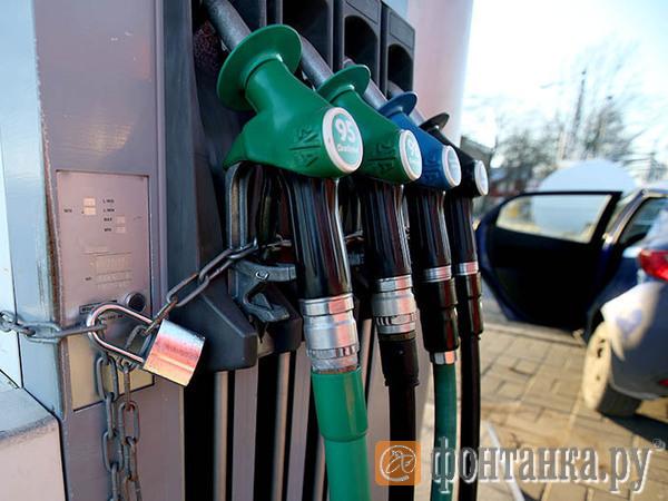 Бензин по 40
