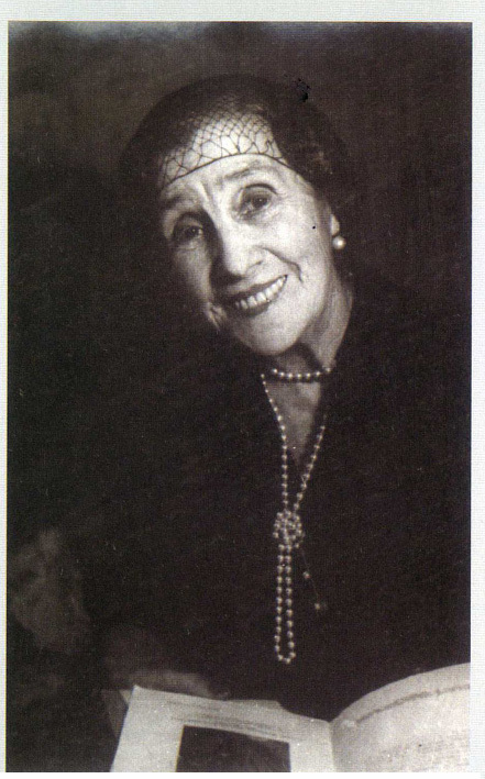 Матильда Кшесинская, Париж, декабрь 1965 года.