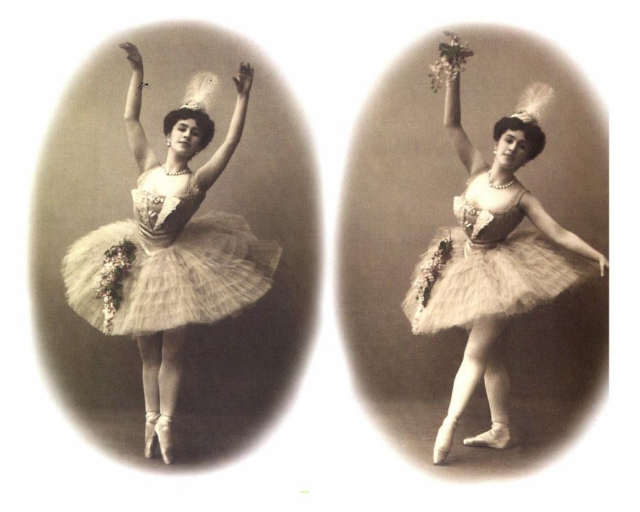 """Балет """"Талисман"""", Кшесинская - Нирити, 1910 г."""