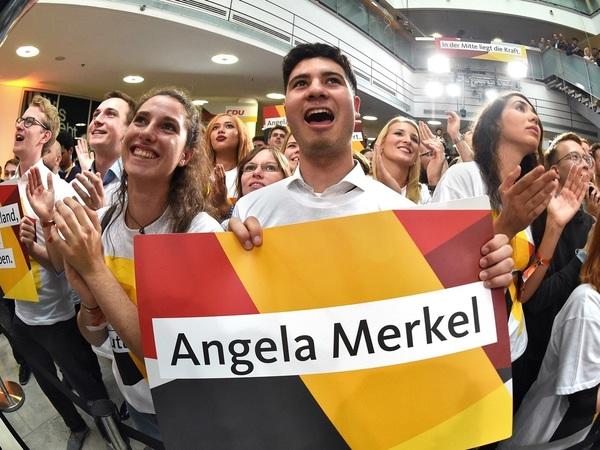 Почему немцы голосовали за «Альтернативу»