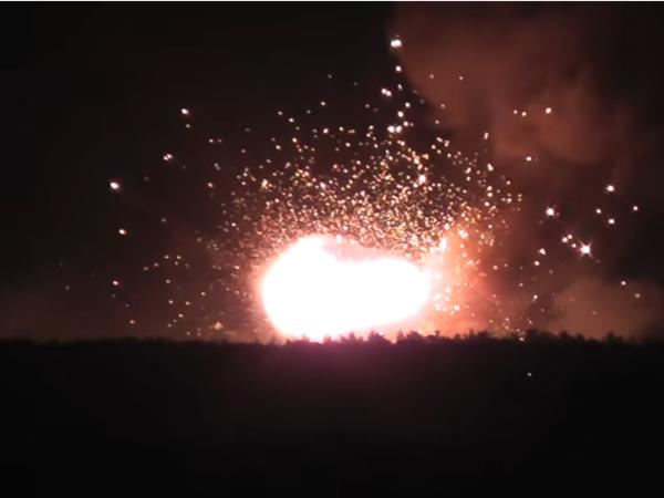 Пожар под Винницей продолжается: эвакуированы 24 тыс. человек, есть пострадавшие