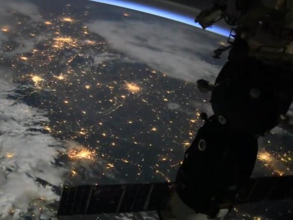 Космическая кругосветка от Сергея Рязанского