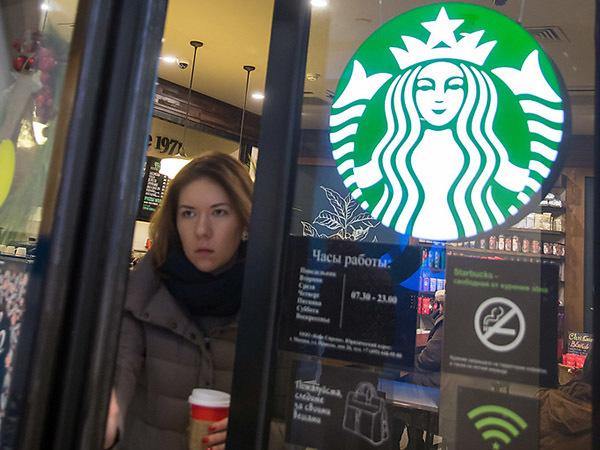 Европейское молоко вернулось через Starbucks