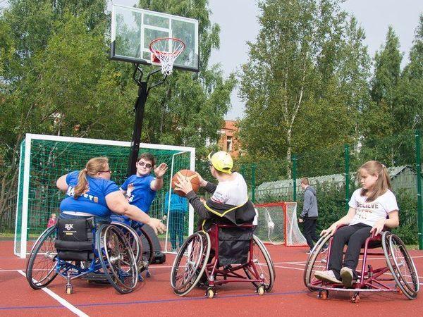 Новые спортивные площадки для новых побед