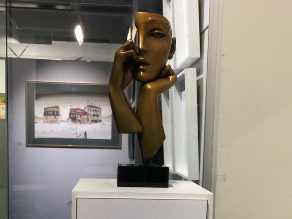 В ArtStudio появятся произведения из музея Эрарта