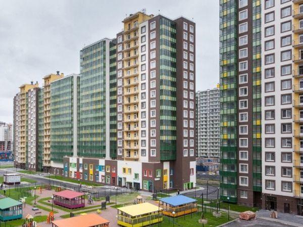 Setl City на 4 месяца раньше сдала 4 корпуса и детский сад в ЖК «GreenЛандия-2»