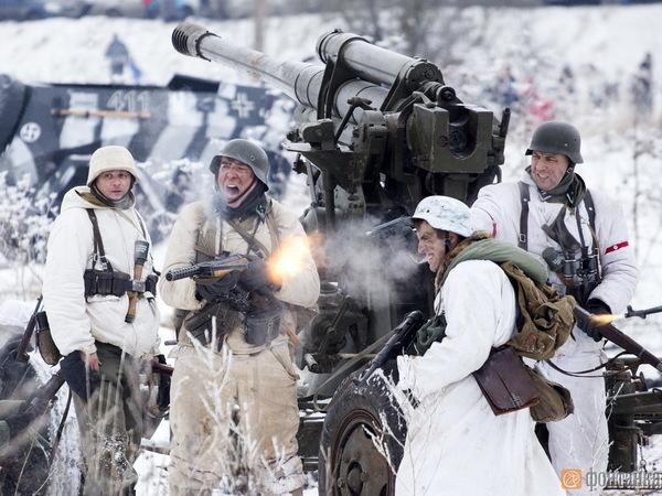 «Январский гром» под Красным Селом унес от города кольцо блокады