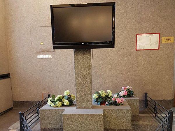 «Могила телевизора» из администрации Кировского района стала интернет-мемом