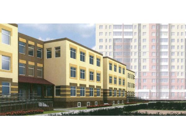 Началось строительство детского сада в ЦДС «Приневский»