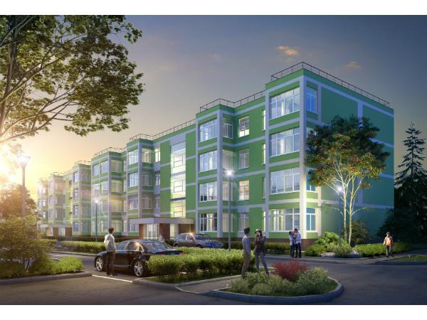 В ЖК «Образцовой квартал 3» можно купить квартиру без первоначального взноса