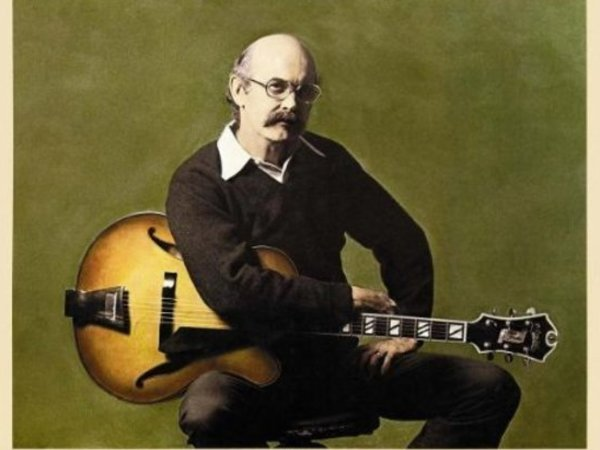Jim Hall Live! Легендарное джазовое трио Джима Холла