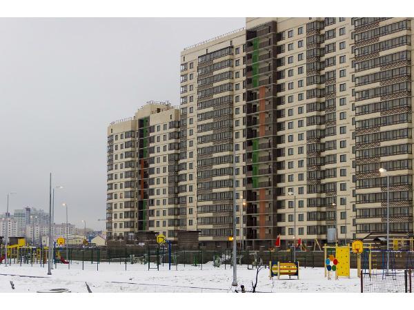 Первый корпус жилого комплекса ЦДС «Новые Горизонты» введен в эксплуатацию