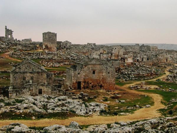 «Оливковая ветвь» для Мертвых городов Сирии