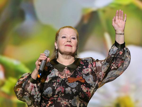Людмила Сенчина: «Меня спасает любовь к жизни»