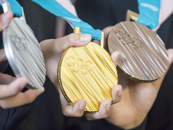 Последние олимпийские надежды
