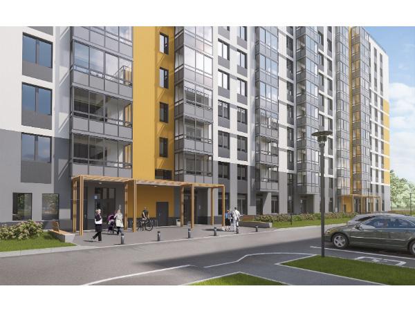ЮИТ открывает продажи квартир в ЖК TARMO около метро «Черная речка»