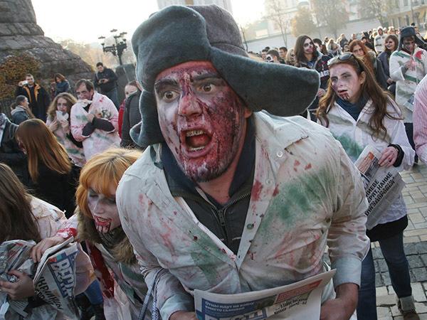 Исповедь зомби, или Как пережить апокалипсис