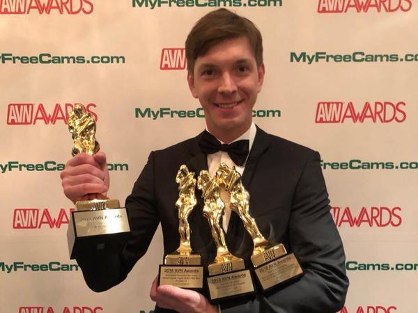 Как «простой парнишка с Нарвской» получил 4 порно-«Оскара» в США
