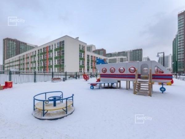 Новый муниципальный садик открывается в ЖК «GreenЛандия-1»