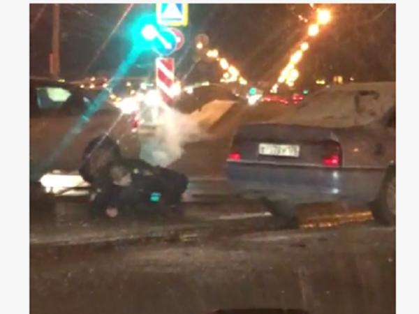 В перестрелке с полицией на улицах Петербурга погибли двое