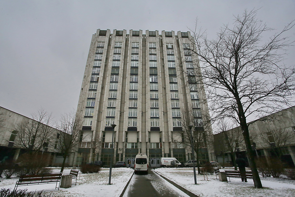 В НИИ им. Джанелидзе 108 реанимационных коек. Для сравнения: в других крупнейших больницах – по 60-80.