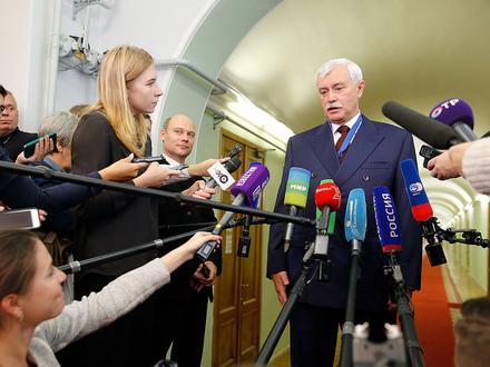 «Ты не знаешь его». Журналисты воспели Георгия Полтавченко