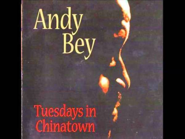 Andy Bey ‎– Tuesdays In Chinatown