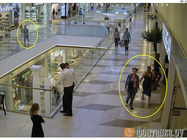 Полиция обыскала цыганское трио. По 10 уголовным делам петербурженок отследили видеокамеры ТРК, как Боширова и Петрова