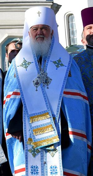Митрополит Макарий//Пресс-служба презитедента Украины
