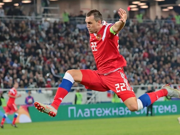 Лига наций: сборная России продолжает побеждать