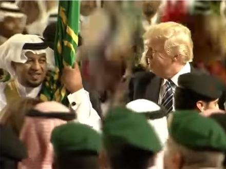 Танец с саблями США и Саудовской Аравии по колено в нефти