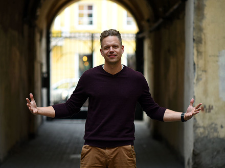 Человек-знак. Неслышащий финский рэпер о двух мирах: глухих и слышащих